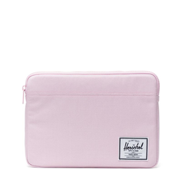 Herschel Supply Herschel Supply Anchor Computer sleeve 13 Inch (Oct 2016) - Pink Lady Crosshatch