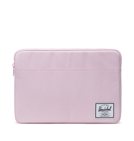 Herschel Supply Herschel Supply Anchor Computer sleeve 15 Inch - Pink Lady Crosshatch