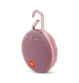 JBL JBL Clip3 Bluetooth Speaker - Pink