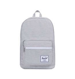 Herschel Supply Herschel Supply Pop Quiz BackPack - Light Grey Crosshatch