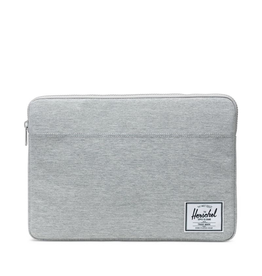 Herschel Supply Herschel Supply Anchor Computer sleeve 15 Inch - Light Grey Crosshatch