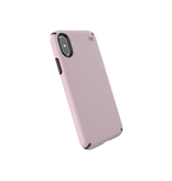 Speck Speck Presidio Pro for iPhone XS/X - Pink/Purple