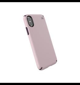 Speck Speck Presidio Pro for iPhone XS/X - Pink/Purple