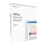 Microsoft Office MAC Home and Student 2019 - 1 Mac
