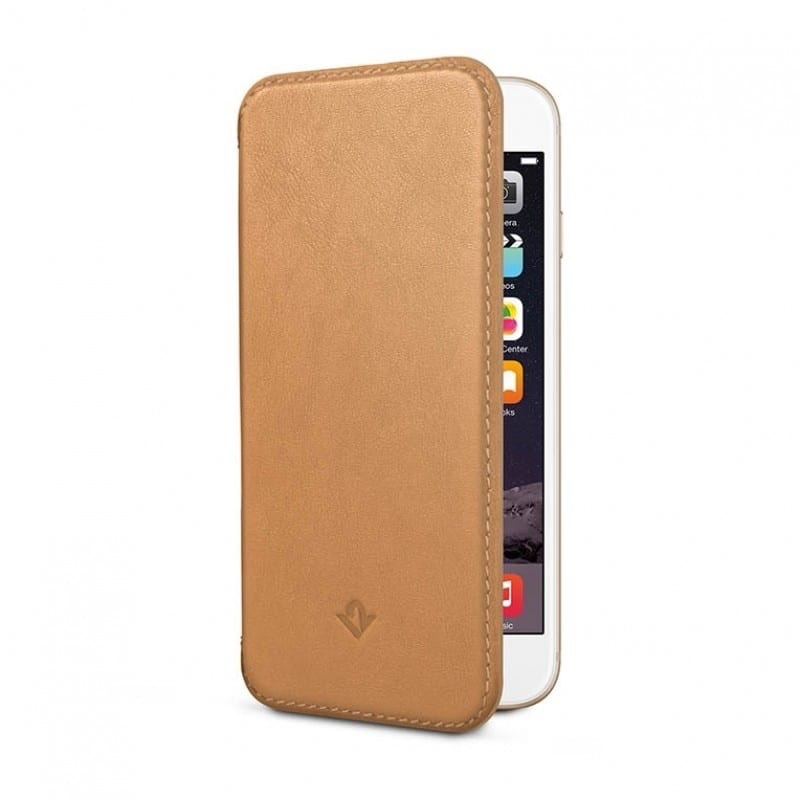 more photos 47f51 75909 Twelve South Twelve South SurfacePad for iPhone 8/7/6 - Camel