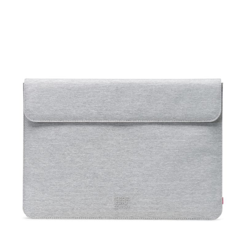 Herschel Supply Herschel Supply Spokane Sleeve for 15 Inch - Light Grey Crosshatch