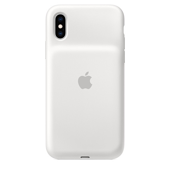 Apple Apple iPhone XS Smart Battery Case - White
