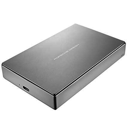 Lacie LaCie 4TB Porsche Mobile Drive USB-C / USB 3.1