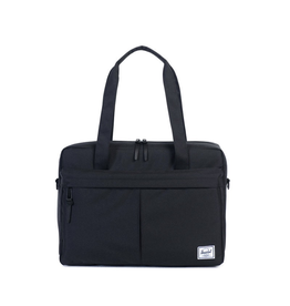 "Herschel Supply Herschel Supply Gibson 15"" Messenger - Black"