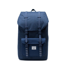 Herschel Supply Herschel Supply Little America BackPack - Medium Blue Crosshatch