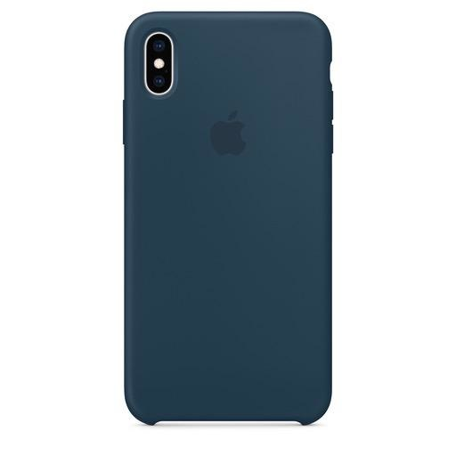 Apple Apple iPhone XS Max Silicone Case - Pacific Green