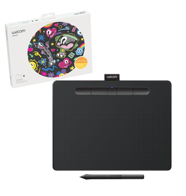 Wacom Creative Pen Tablet Bluetooth - Medium Black