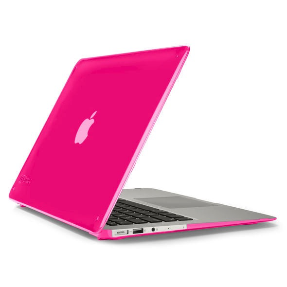 """Speck Speck Smartshell for Macbook Air 13"""" - Hot Lips Pink"""