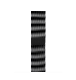 Apple Apple Watch 44mm Space Black Milanese Loop