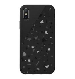 Native Union Native Union Clic Terrazzo Case for iPhone XS/X - Black