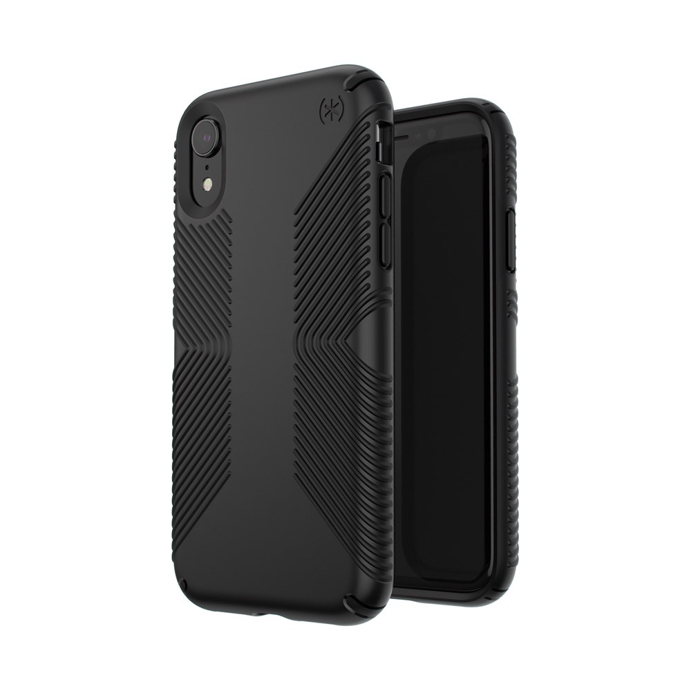 Speck Speck Presidio Grip for iPhone XR - Black