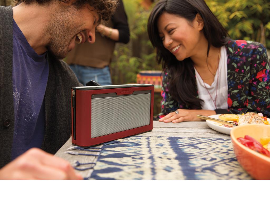 Bose Bose® SoundLink® Bluetooth® Speaker III Cover - Red