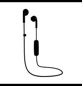 Happy Plugs Happy Plugs Earbud Plus Wireless II - Black