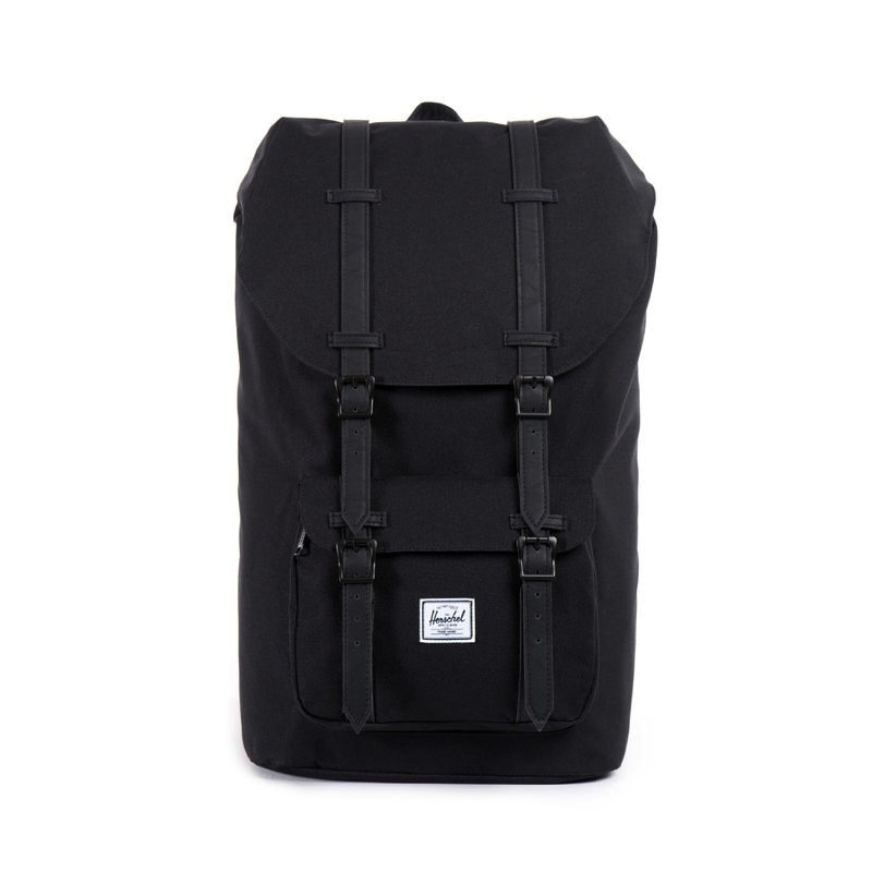 e0fd4bae57a Herschel Supply Herschel Supply Little America BackPack - Black ...