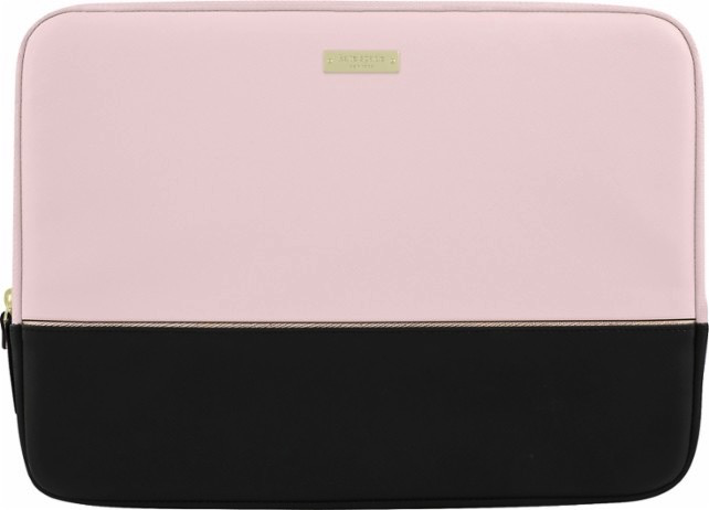 "official photos 709d1 74db8 kate spade new york kate spade Sleeve for 13"" Macbook - Black / Rose Quartz  / Rose Gold"