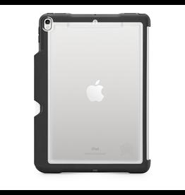 STM STM Dux Plus Case with Pencil Holder for iPad 9.7-inch (2017/2018)  - Black