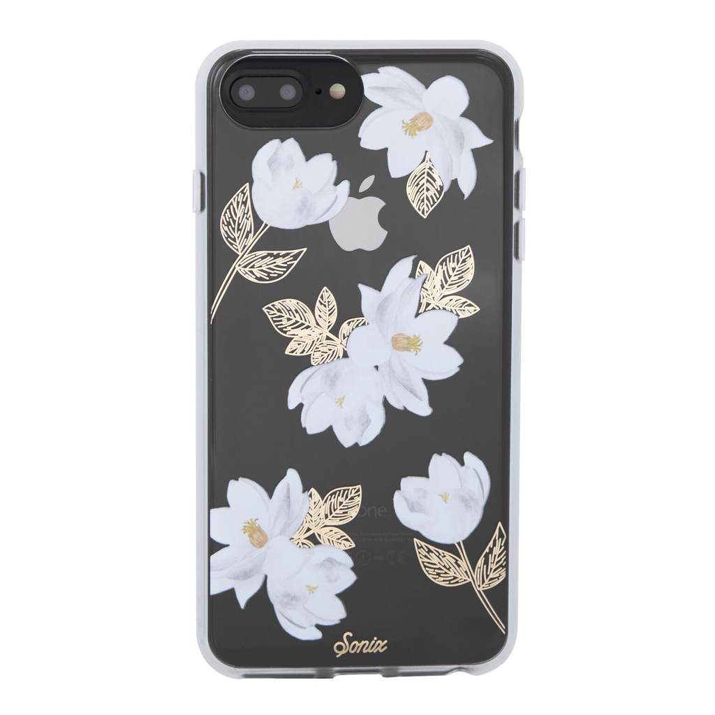 cheaper 008a1 8e443 Sonix Sonix Clear Coat Case for iPhone 8/7/6 Plus - Oleander