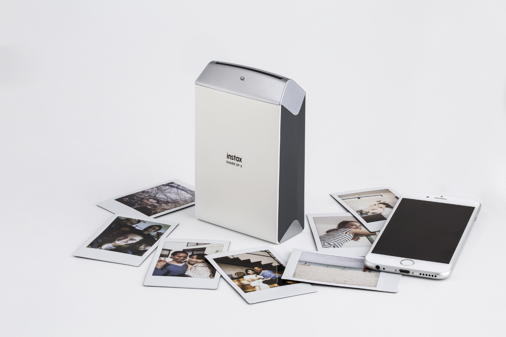 Fujifilm Instax Share SP-2 - Silver