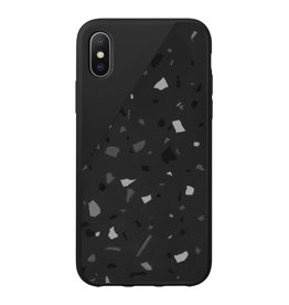 Native Union Native Union Clic Terrazzo Case for iPhone XS Max - Black