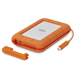 Lacie LaCie 5TB Rugged Mobile Drive Thunderbolt/USB-C
