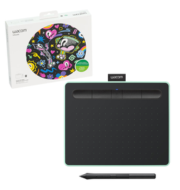 Wacom Creative Pen Tablet Bluetooth - Small Pistachio Green