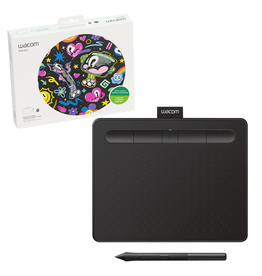 Wacom Wacom Creative Pen Tablet Bluetooth - Small Black