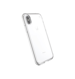 Speck Speck Presidio Stay for iPhone XS/X Clear