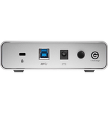 G-Technology 4TB G-Drive G1 USB 3.0 Drive - Silver