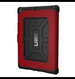 UAG UAG Metropolis Case for iPad (2017 / 2018) - Red / Black