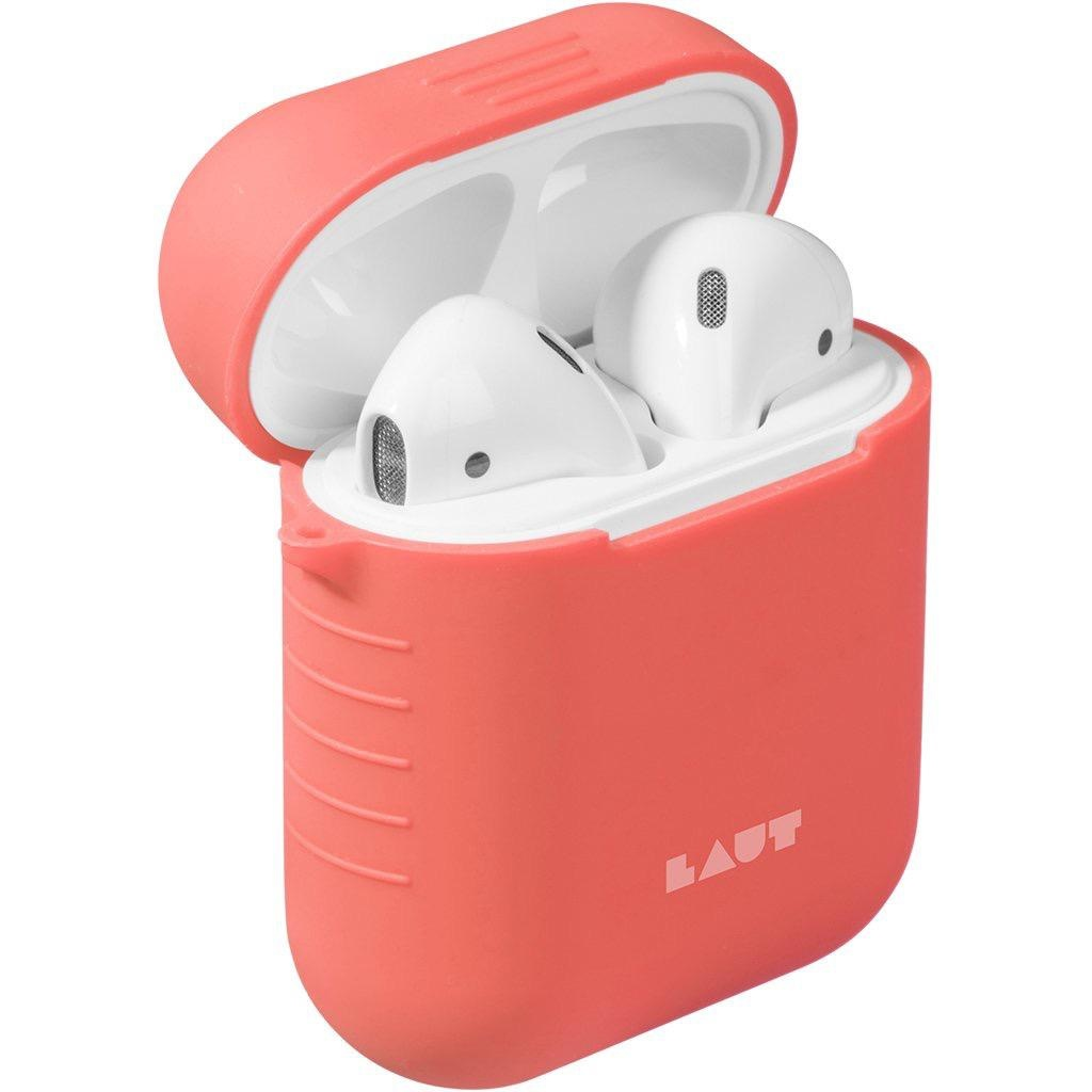 Laut Laut Pod for AirPods - Coral Pink