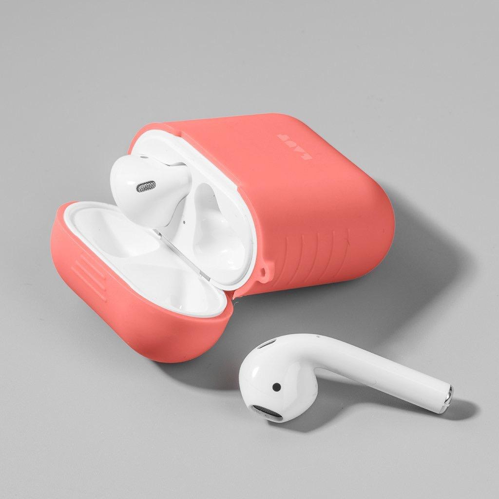 Laut Pod for AirPods - Coral Pink