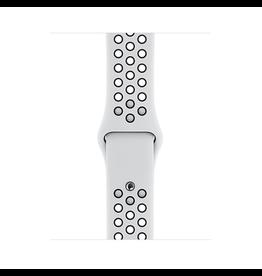 Apple Apple Watch 40mm Pure Platinum/Black Nike Sport Band
