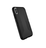 Speck Speck Presidio Grip for iPhone XS/X - Black