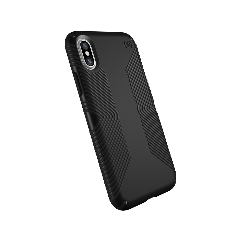 separation shoes f2b3b f7e77 Speck Speck Presidio Grip for iPhone XS/X - Black