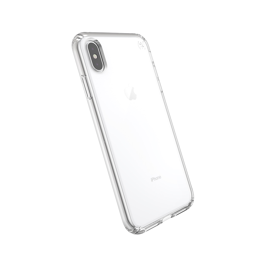 Speck Speck Presidio Stay for iPhone XS Max Clear
