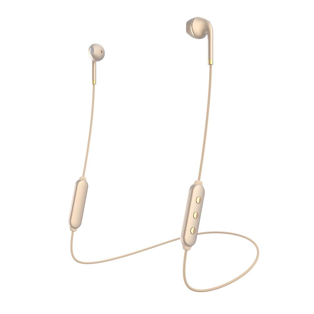 Happy Plugs Happy Plugs Earbud Plus Wireless II - Matte Gold