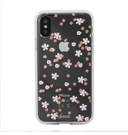 Sonix Sonix  Clear Coat Case for iPhone XS Max - Rhinestone Floral Bunch