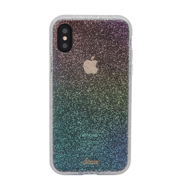 Sonix Sonix  Clear Coat Case for iPhone XS Max - Rainbow Glitter