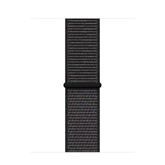 Apple 44mm Black Sport Loop - Regular