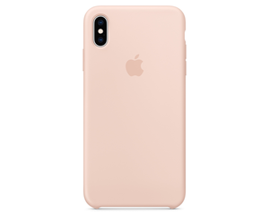 ca31771fa6 Apple Apple iPhone XS Max Silicone Case - Pink Sand - Jump Plus