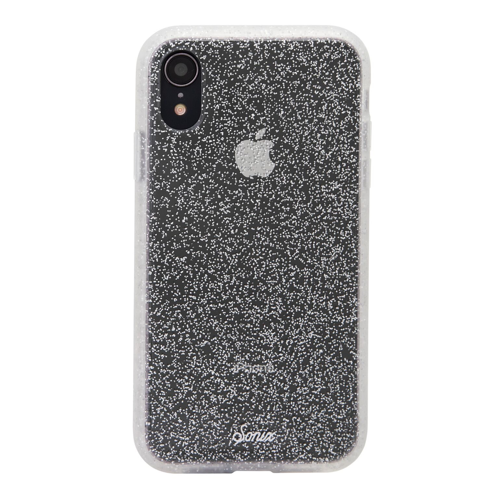 Sonix Sonix  Glitter Series Case for iPhone XR - Silver Glitter