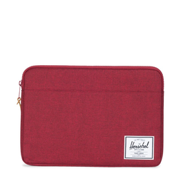 Herschel Supply Herschel Supply Anchor Computer sleeve 13 Inch - Winetasting Crosshatch