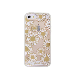 Sonix Sonix Clear Coat Case for iPhone 5s / SE - Desert Daisy