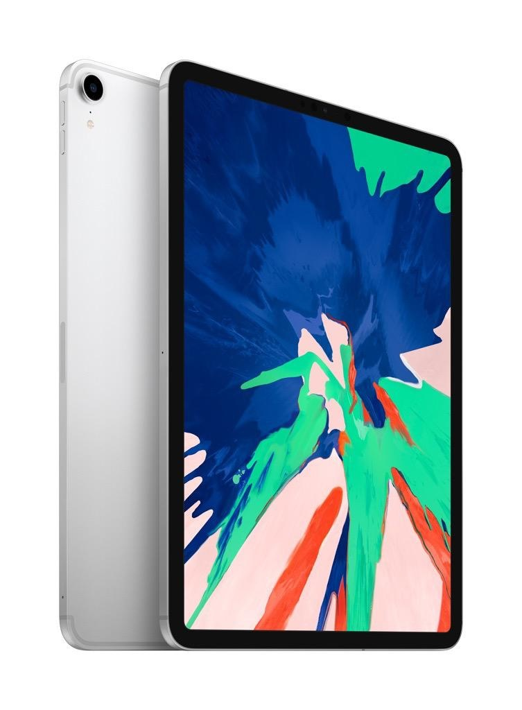 Apple 11-inch iPad Pro Wi-Fi + Cellular 64GB - Silver