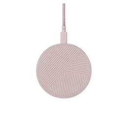 Native Union Native Union Drop Wireless Qi Charger - Rose Pink